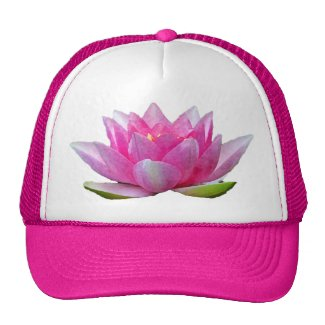 Water Lily Trucker Hats