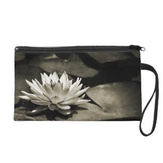 Water Lily Wristlet