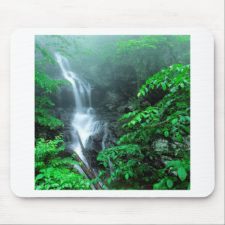 Water Lower Doyles River Falls Shenandoah Mouse Pad
