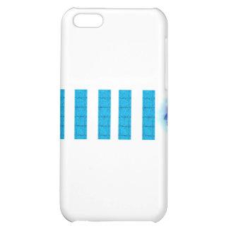 Water Magic Head Left Case For iPhone 5C