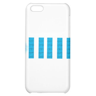 Water Magic Head Right Case For iPhone 5C