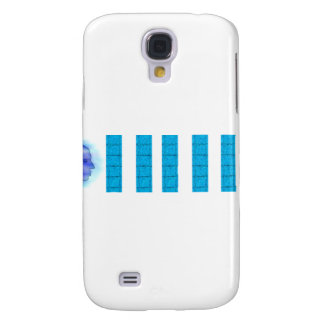 Water Magic Head Right Galaxy S4 Cases