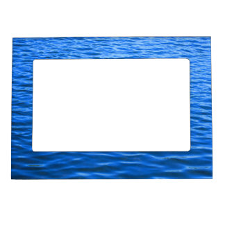Water Magnetic Photo Frame