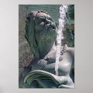 water man poster
