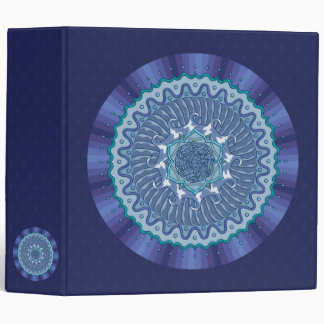Water Mandala Binder