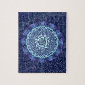 Water Mandala Puzzle
