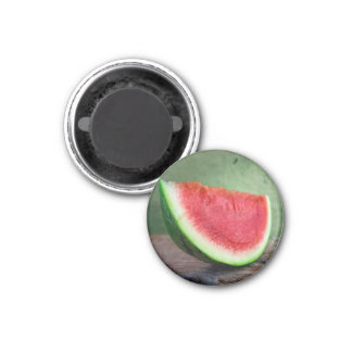 Water Melon Magnet