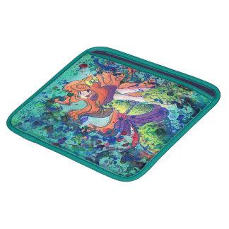 Water Mermaid iPad Sleeve iPad Sleeve