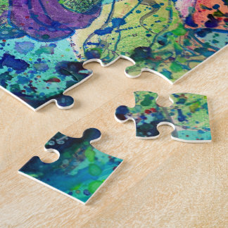Water Mermaid Puzzle