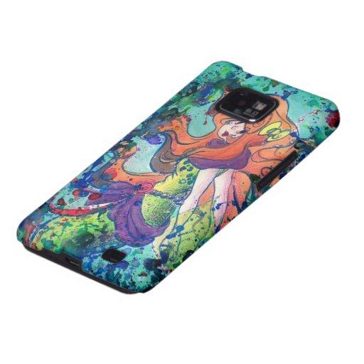 Water Mermaid Samsung Galaxy S Case Galaxy SII Case