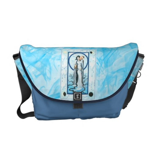Water Courier Bag
