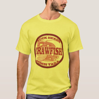 Water Meter Cover Crawfish T-Shirt