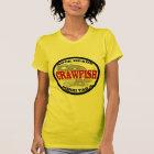 Water Meter Cover Crawfish T-Shirt