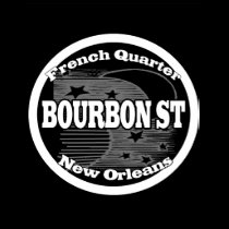 Water Meter Lid Bourbon St. t-shirts