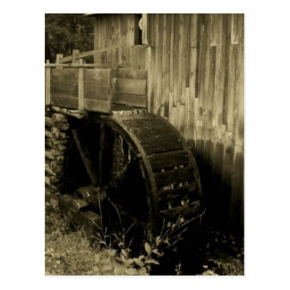 Water Mill Postcard