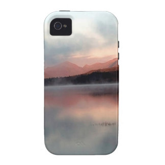 Water Misty Sea Lake Harr iPhone 4/4S Cases