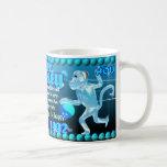 Water Monkey born 1932  1992 Mugs