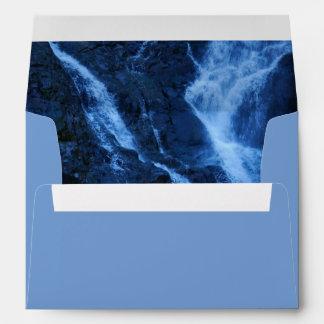 Water More Precious Than Gold Envelopes