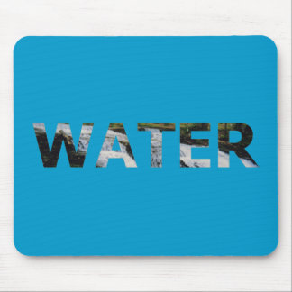 Water Mouse Pad