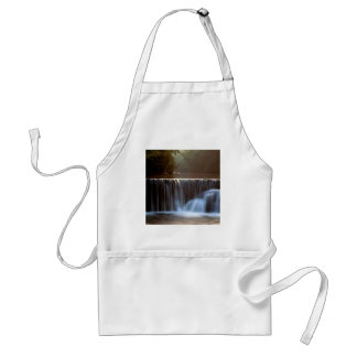 Water Natural Dam Ozark Forest Adult Apron