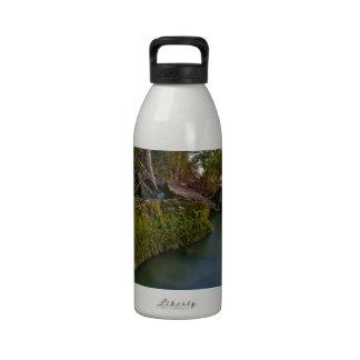 Water Night Lights Rugged Bay Reusable Water Bottles