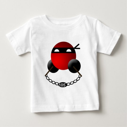 Water Ninja Baby T-Shirt