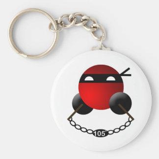 Water Ninja Keychain