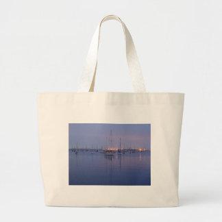 Water Ocean Bays Sailboats Sunrises Bags