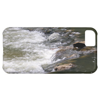 Water of the Guadiaro river jumping between rocks Cover For iPhone 5C