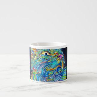 water & Oil Cat Espresso Espresso Cup