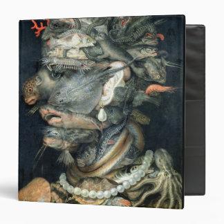 Water, (oil on canvas), Arcimboldo, Giuseppe Binder