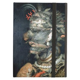 Water, (oil on canvas), Arcimboldo, Giuseppe Cover For iPad Air