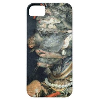 Water, (oil on canvas), Arcimboldo, Giuseppe iPhone 5 Cases