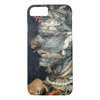 Water, (oil on canvas), Arcimboldo, Giuseppe iPhone 7 Case
