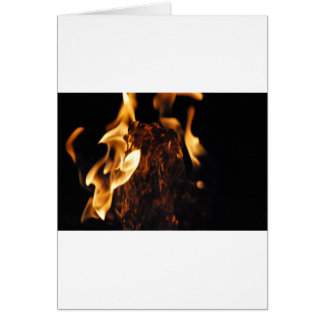 Water on Fire Card