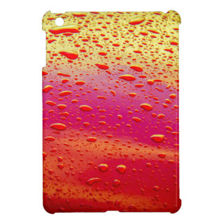 Water on Paintwork Cover For The iPad Mini
