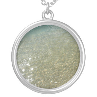 Water on the Beach Necklace