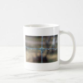 Water On The Fence Coffee Mug
