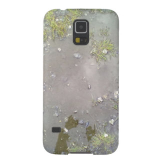 Water on the Ground Galaxy S5 Cases