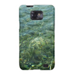 Water over Sea Grass Samsung Galaxy S2 Case