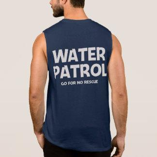 WATER PATROL SLEEVELESS SHIRT