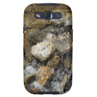 Water Pebble Stream Samsung Galaxy SIII Cover