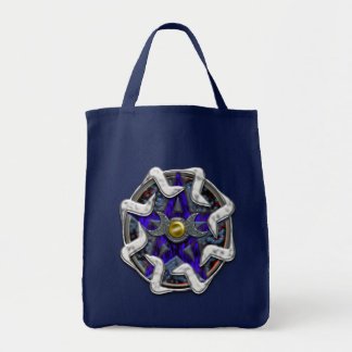 water pentacle possible canvas bag