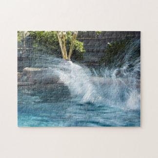 Water Pheonix Puzzle