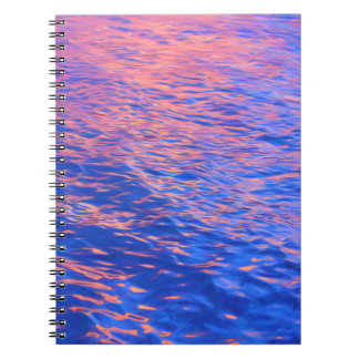 Water Photo Notebook