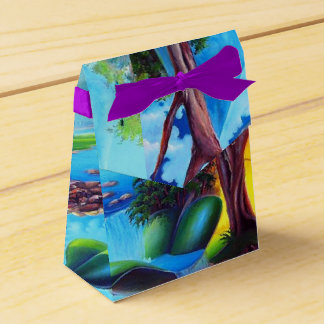 WATER PLANET series - by Leomariano Favor Box