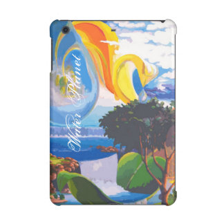 WATER PLANET series by Leomariano iPad Mini Cover