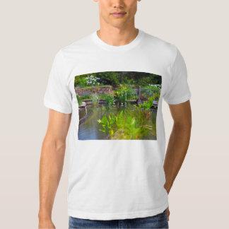 Water Plants in Pond Powell Gardens, Kansas City Shirt