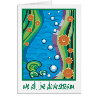 Water Pollution Card