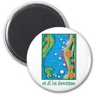 Water Pollution Magnet